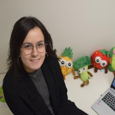 Alba Abia Nutricionista en Burgos
