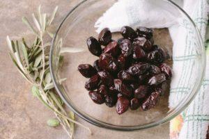 Paté de oliva